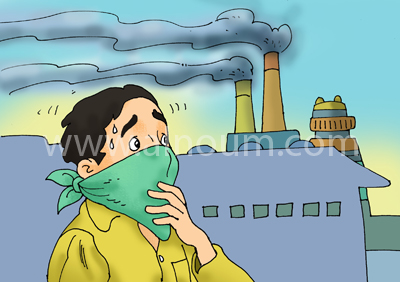 Pollution and Asthma