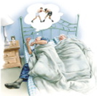 REM Sleep Behavior Disorders